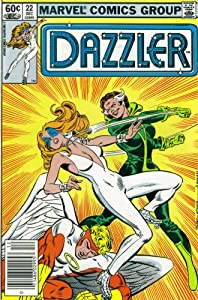 Dazzler #22 : The Sisterhood (Marvel Comics) by Danny Fingeroth and Frank Springer