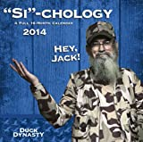 2014 Duck Dynasty Si-chology Wall Calendar