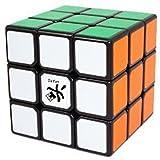 DaYan ZhanChi Mini 3x3x3 Magic Cube Speed Puzzle, 4.2 cm, Black (Color: Black, Tamaño: 4.2 cm)