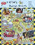 AAA Kid's Road Atlas