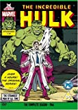 The Incredible Hulk - Complete Season (Marvel Originals Series - 60s) [DVD] [1966]