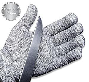 Epica Cut Resistant Gloves with CE Level 5 Protection, 1 Pair