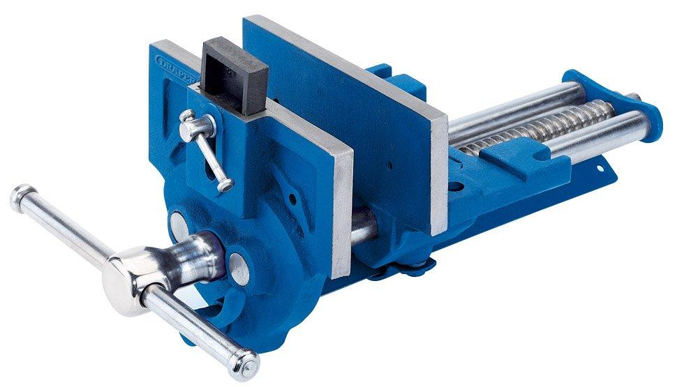 Draper 45234 Schraubstock mit Schnellspanner für Holzarbeiten 17,8 cm (7 Zoll)  BaumarktKundenberichte und weitere Informationen