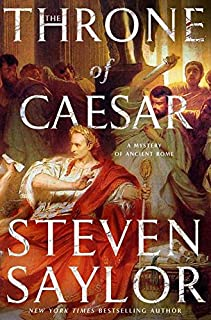 Book Cover: The Throne of Caesar: A Mystery of Ancient Rome