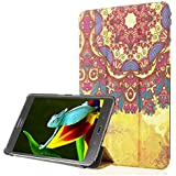 ProElite Samsung Galaxy Tab S2 9.7 Smart Shell Case - Designer Flip Case Cover With Auto Sleep/Wake Feature For...