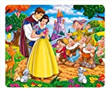 Personalized Mouse Pad,Disney Snow White and The Seven Dwarfs Mouse Pad