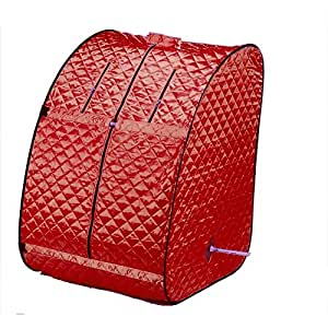 ASP Healthcare ASP Healthcare Portable Steam Sauna Bath With Steam Hose