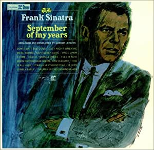 Frank Sinatra September Of My Years Lp Amazon Com Music