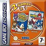 echange, troc Combo Sonic Pinball + Sonic Battle