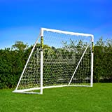 FORZA - wetterfestes Fußballtor 2,4 x 1,8 m [Net World...