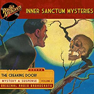 Inner Sanctum Mysteries, Volume 2 Radio/TV Program