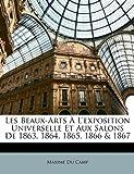 img - for Les Beaux-Arts   L'exposition Universelle Et Aux Salons De 1863, 1864, 1865, 1866 & 1867 (French Edition) book / textbook / text book