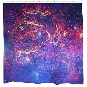 Sharp Shirter Milkyway Outer Space Shower
