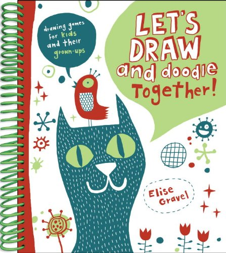 Let's Draw and Doodle Together