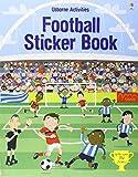 Football Sticker Book (Usborne Activities)