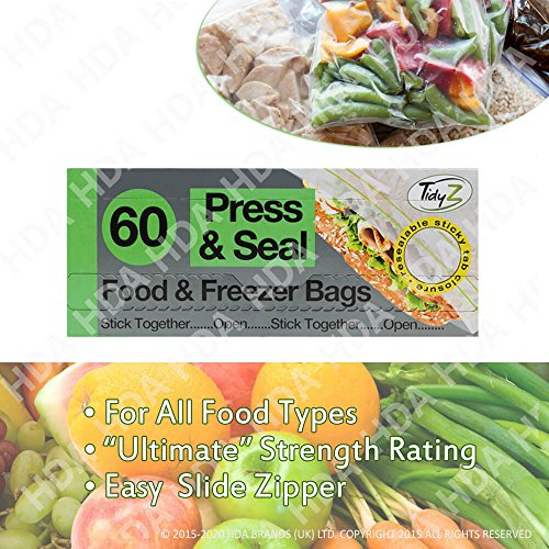 press-seal-freezer-wrap-bags-pack-of-60-plastic-meat-fish-peas-baked-foods-storing-tidy-freezer-orga