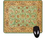 Gold and Green Oriental/Persian Rug-M...