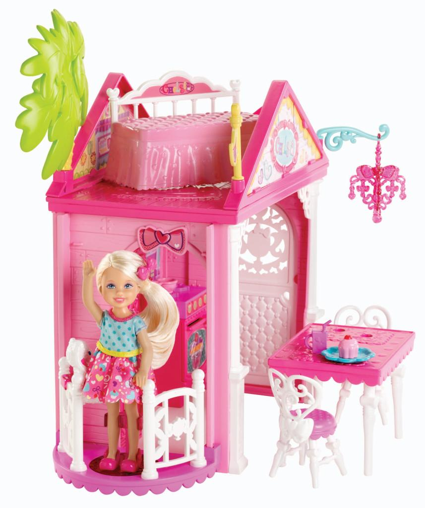 Barbie Chelsea Clubhouse Barbie Amazon Co Uk Toys Amp Games
