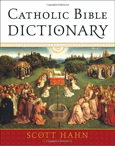 Catholic Bible Dictionary front-363331
