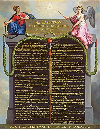 declaration-of-the-rights-of-man-and-citizen-print-1789-high-quality-wall-art-picture-56-x-71-cm