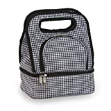 Picnic Plus Savoy Lunch Bag - Houndstooth