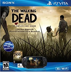 PlayStation Vita - The Walking Dead Bundle from Sony Computer Entertainment