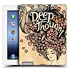 Head Case Designs Deep In Thought Introspection Protective Snap-on Hard Back Case Cover for iPad 3 iPad with Retina Display