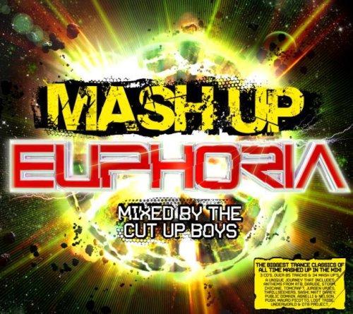 Various - Euphoria - Mash Up - CD1 - Zortam Music