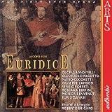 Peri: Euridice (Gesamtaufnahme) (Aufnahme 1992)