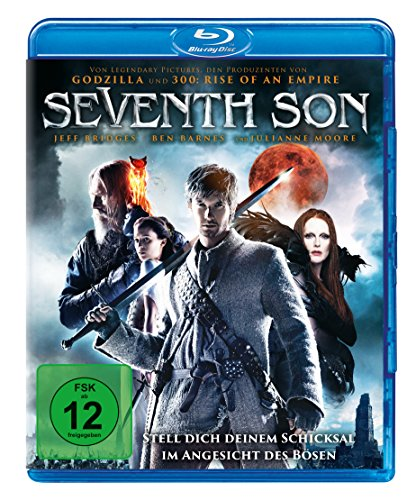 Seventh Son [Blu-ray]