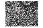 Pin City - Amsterdam - Black: Die coo...