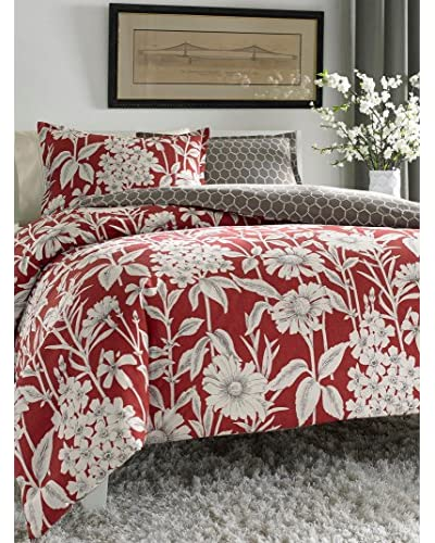 City Scene Cecilia Cotton Duvet Cover Set