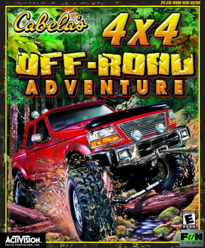 Cabela's 4x4 Off-Road Adventure