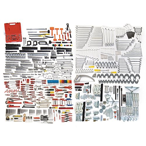 Proto JCS-1258MAS 1258 Pc. Master Technician Maintenance Set (Proto Master Set compare prices)
