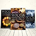 Wicca: Wicca Magical Starter Kit Audiobook by Lisa Chamberlain Narrated by Kris Keppeler