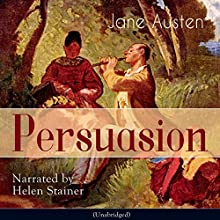 Persuasion Audiobook by Jane Austen Narrated by Helen Stainer