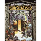 Greyhawk: The Adventure Begins (Advanced Dungeons & Dragons) ~ Roger Moore