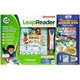 Leapfrog LeapReader Plus DVD Exclusive Value Bundle