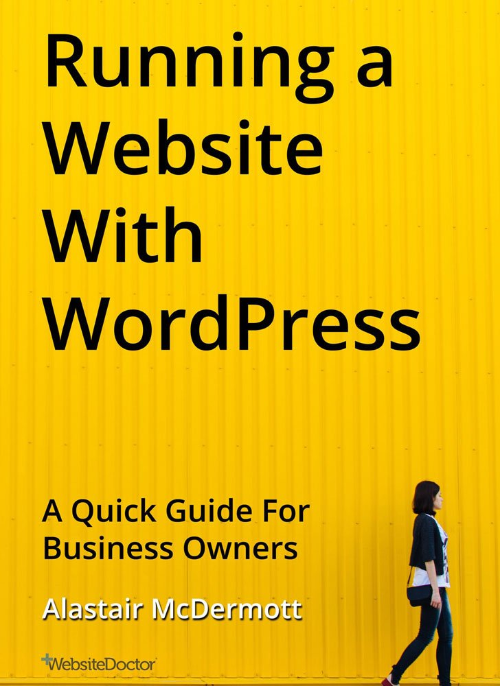 Amazon.com: Running a Website With WordPress: A Quick Guide For ...