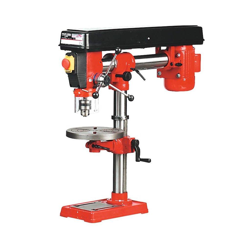Sealey GDM790BR Säulen-Radialbohrmaschine Tischbohrmaschine mit 5 Geschwindigkeiten bestellen