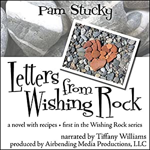 Letters from Wishing Rock Audiobook