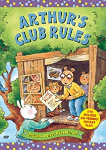 Arthur:Club Rules [Import]