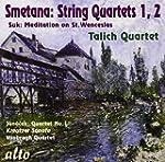 Smetana String Quartets 1, 2/Suk: Med...
