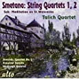 Smetana: String Quartets Nos. 1 & 2 / Suk: Meditation on St. Wenceslas / Janacek: Quartet No. 1 - Kreutzer Sonata