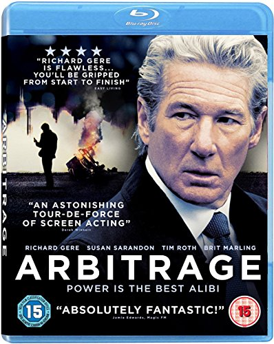 Arbitrage [Blu-ray] [Import]