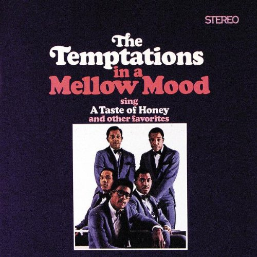 The Temptations in a Mellow Mood artwork
