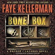 Bone Box Audiobook by Faye Kellerman Narrated by Richard Ferrone