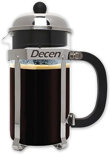 Decen French Press Coffee Maker