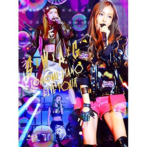 【早期購入特典あり】Live Tour S×W×A×G (A5サイズクリアファイル付き) [Blu-ray]