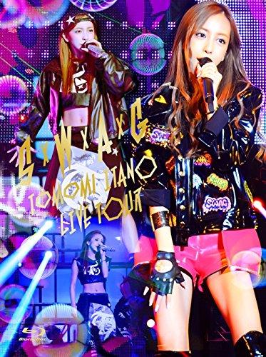 Live Tour  S×W×A×G(多売特典付き) [DVD]